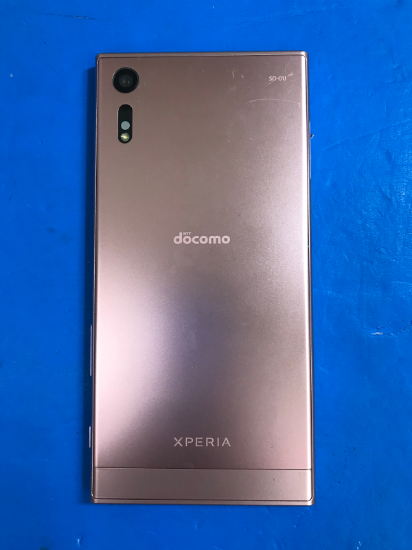 SONY XPERIA Z3(SO-01G)